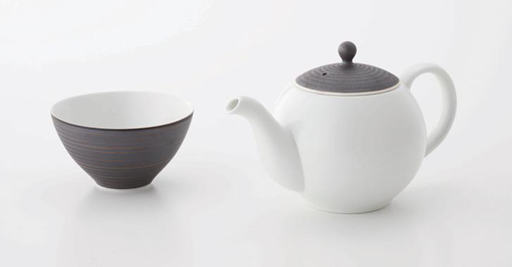 有田焼/こだわりの茶葉ポット