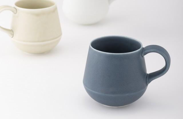 素磁 マグカップ