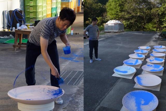 佐藤可士和 × KIHARA コラボプロジェクト作業風景