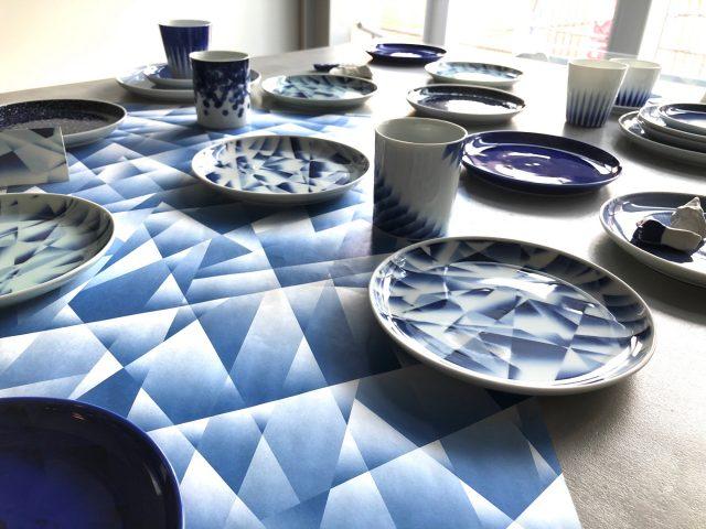 企画展「青のギフト」