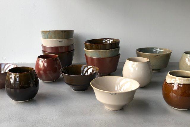 KIHARA TOKYO 企画展「飯碗と湯呑」